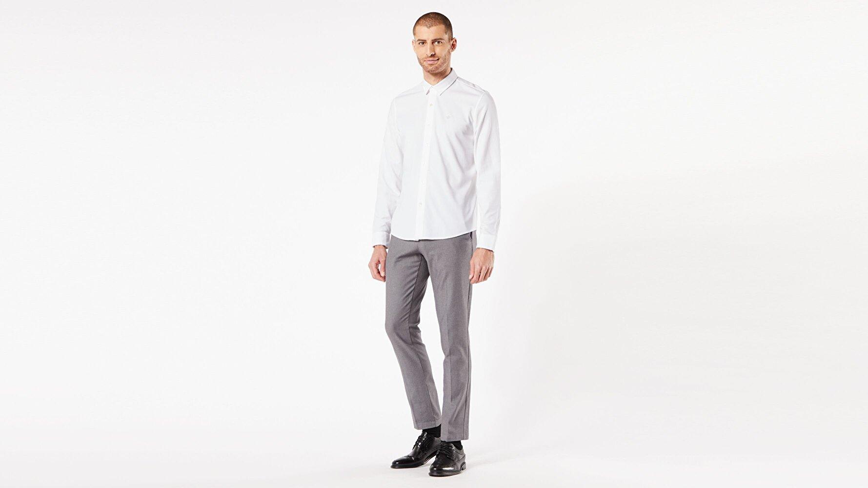 Workday Khaki, Slim Fit Pantolon