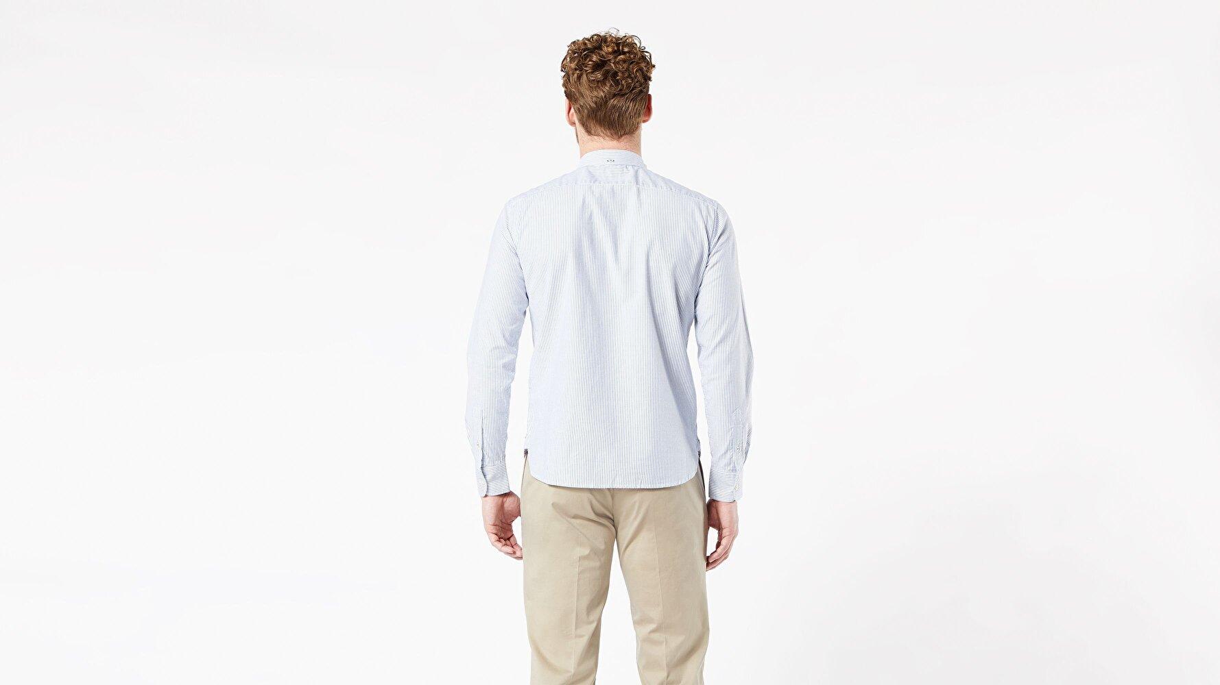 Stretch Oxford Gömlek