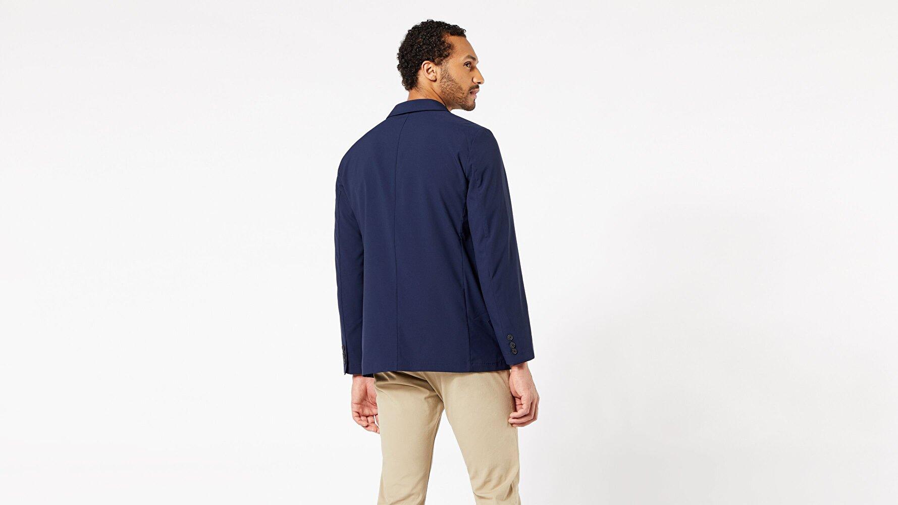 Deconstructed Blazer Ceket
