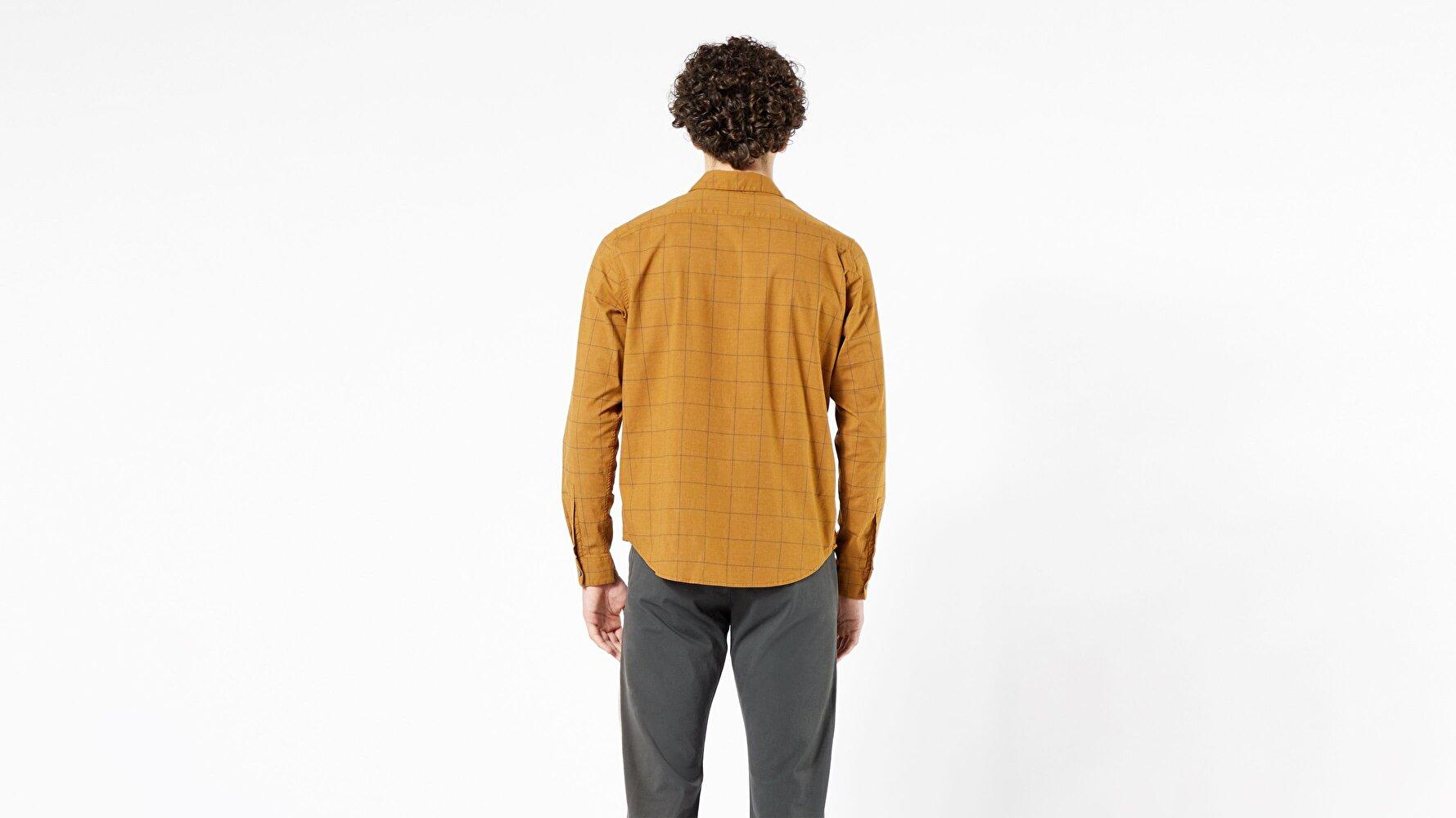 Spread Collar Gömlek