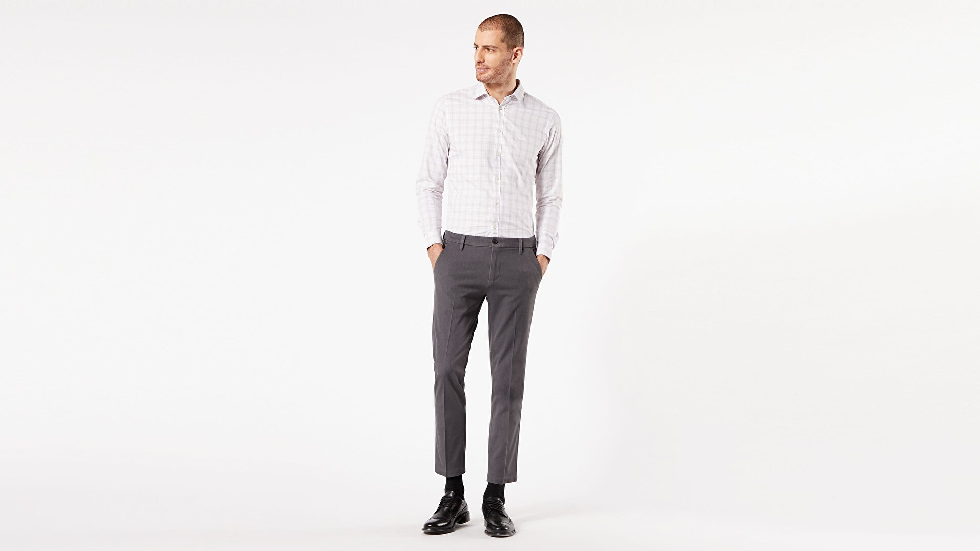 Workday Khaki, Slim Fit Pantolon