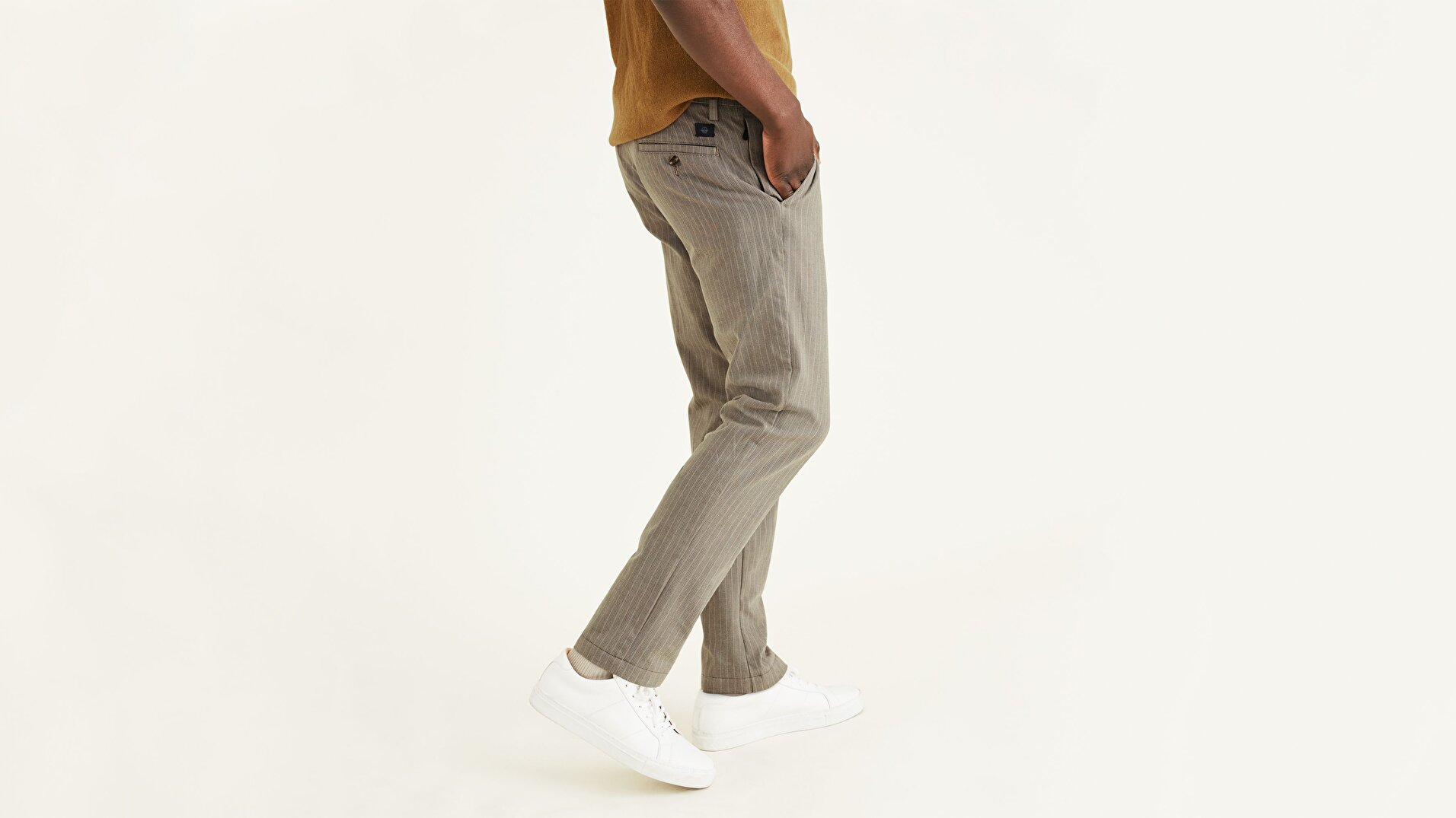 Workday Khaki Yd, Slim Fit