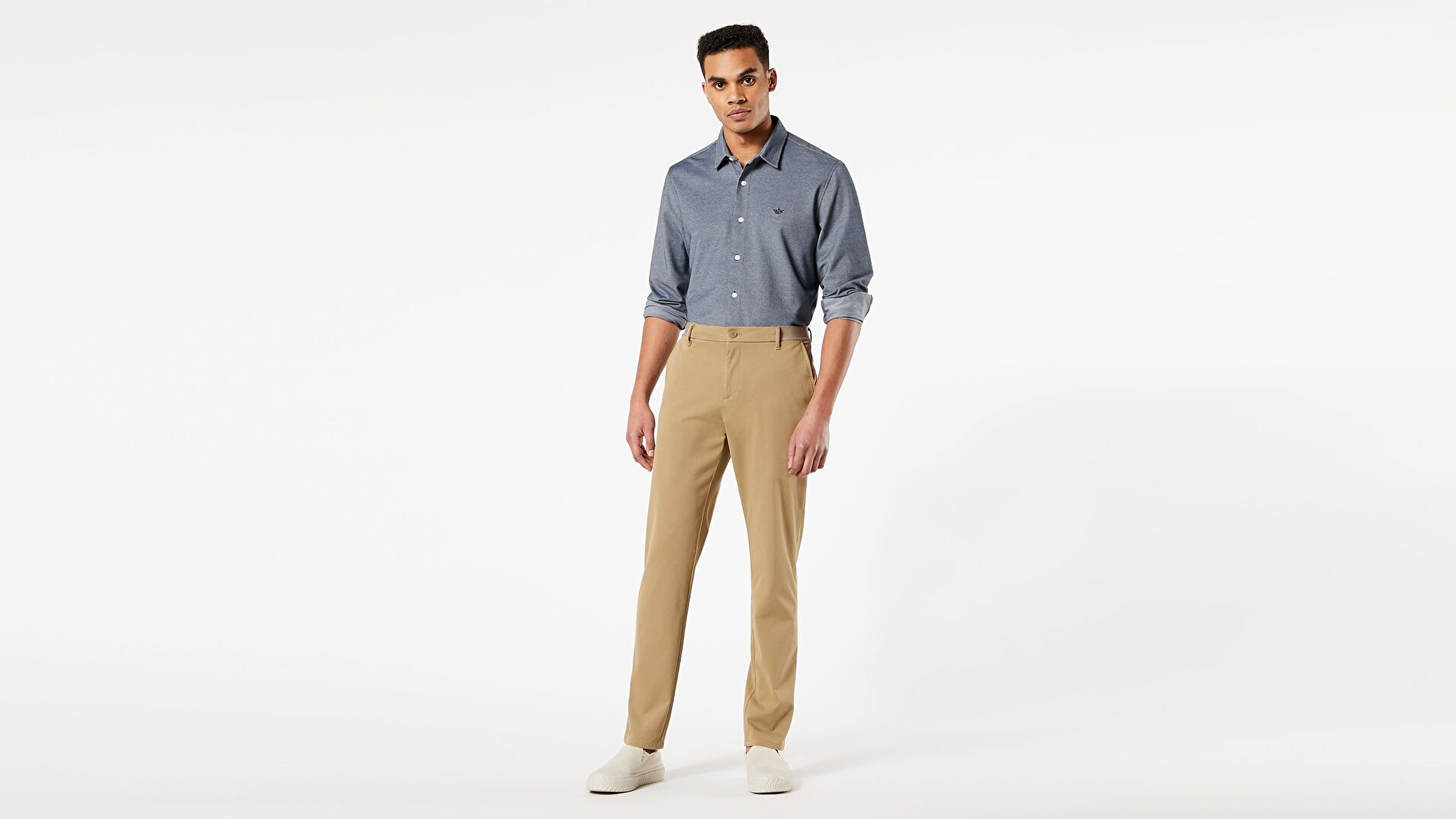 Modern Chino, Tapered Fit