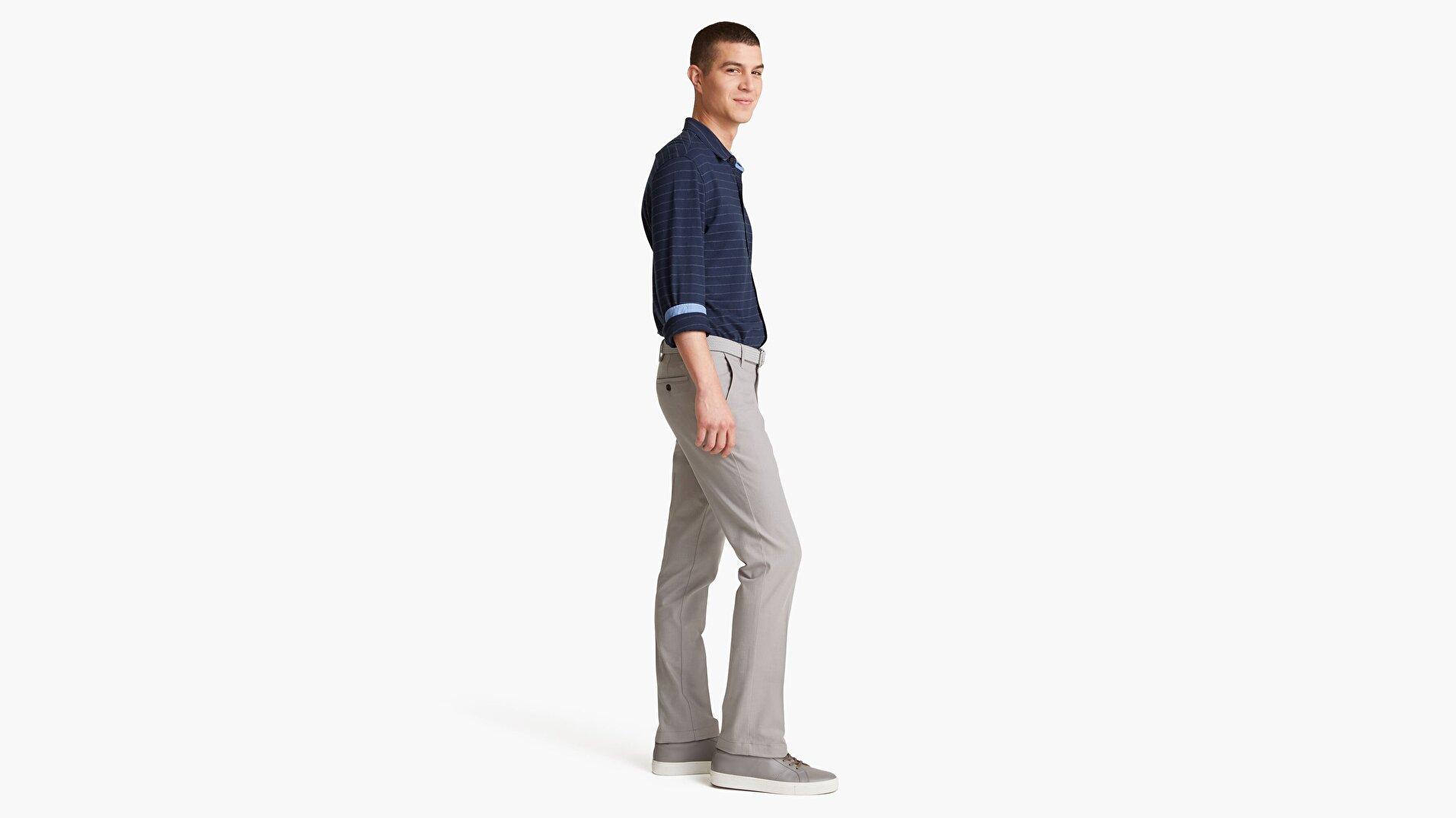 Workday Khaki Pantolon, Slim