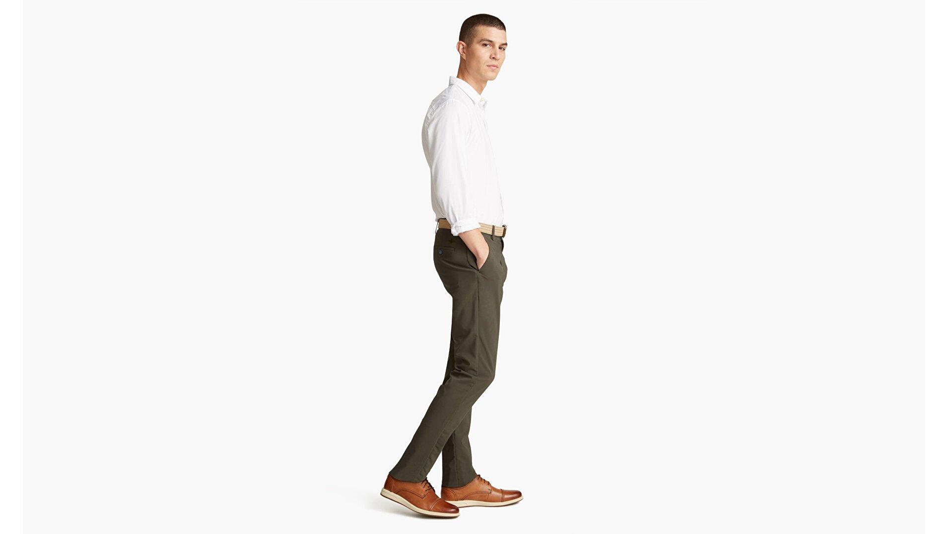Ace Tech Pantolon, Slim