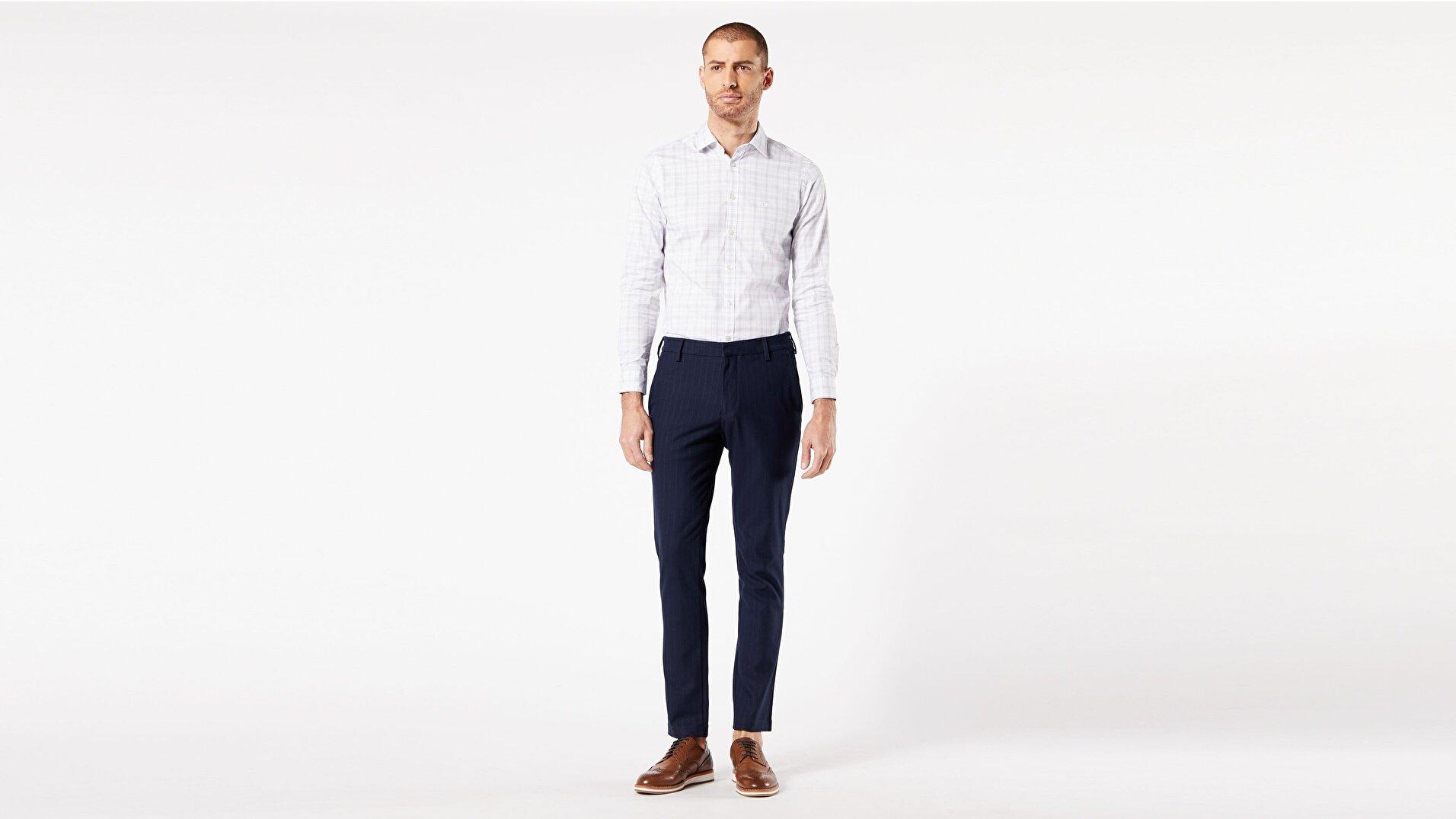 Ace Tech Pantolon, Slim Fit
