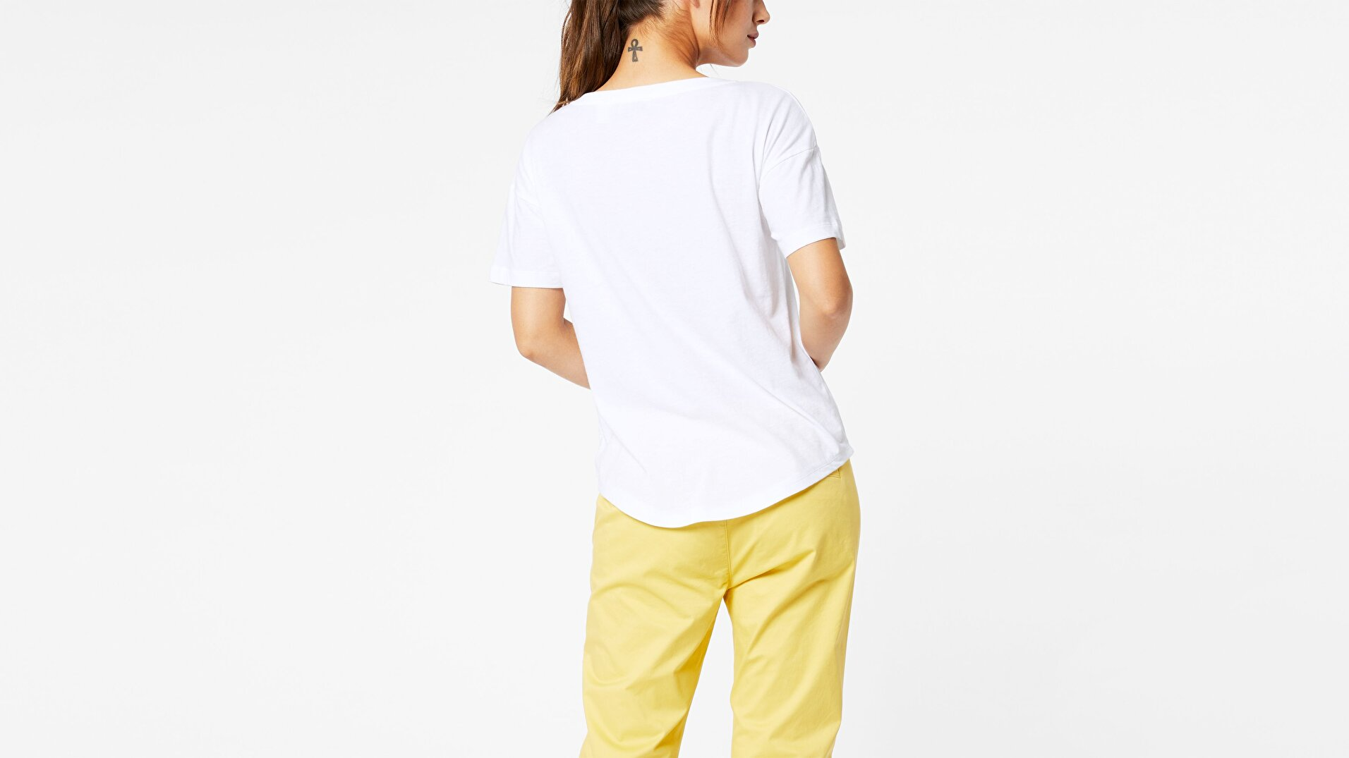 Relaxed Tişört