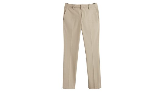 Alpha Chino, Slim Fit-Timber Wolf - Tan